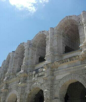 Sightseeing in the Cevennes, Nîmes, Les Arenes