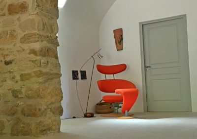Relaxfauteuil in Le Miracle